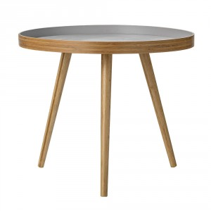 Bloomingville table grey bamboo