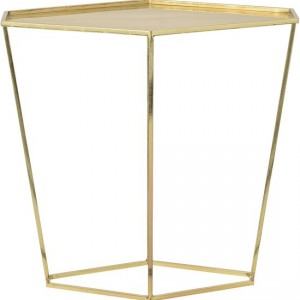 Bloomingville tafel diamond goud finish
