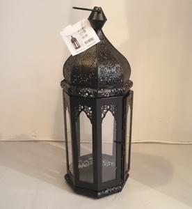 lantern Damas zwart