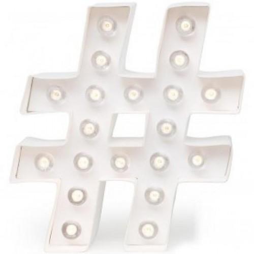Heidi Swapp Lichtletters #