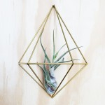 Draad Zaken DIY wall planter Diamond