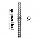 I like paper Pappwatch Black sparrow