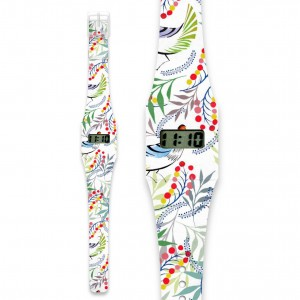 I like paper Pappwatch Florality Bird