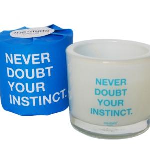 Me&Mats Never doubt your instinct