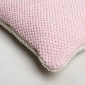 UNC Amsterdam kussen Weave roze 1