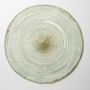 UNC Amsterdam placemat groen