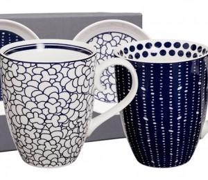 Tokyo Design Studio Blue de Nimes Thee cadeauset