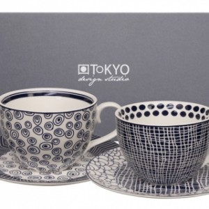 Tokyo Design Studio Blue nimes Capp set
