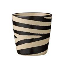 Bloomingville zebra cup