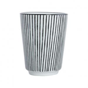 House Doctor Pin Stripe Mug