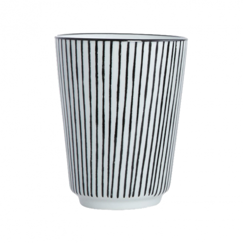 House Doctor Pin Stripe Mug