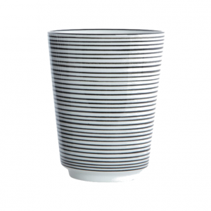 House Doctor Pin Stripe Mug horizontal