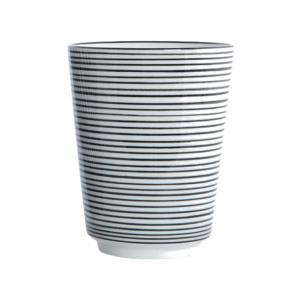 House Doctor Pin Stripe Mug horizontal
