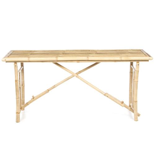 bloomingville console tafel bamboo