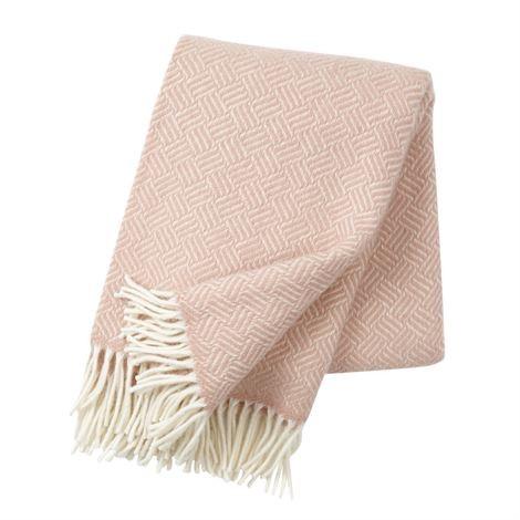 Klippan Plaid Samba pink