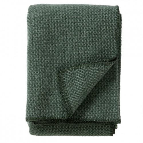 Klippan plaid Domino green